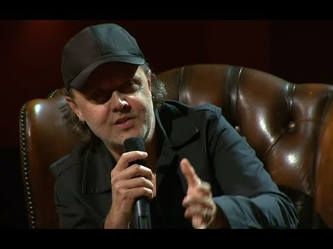 Lars Ulrich talk w/ Gradvall on how he met James, the bands early days, and their career posted..