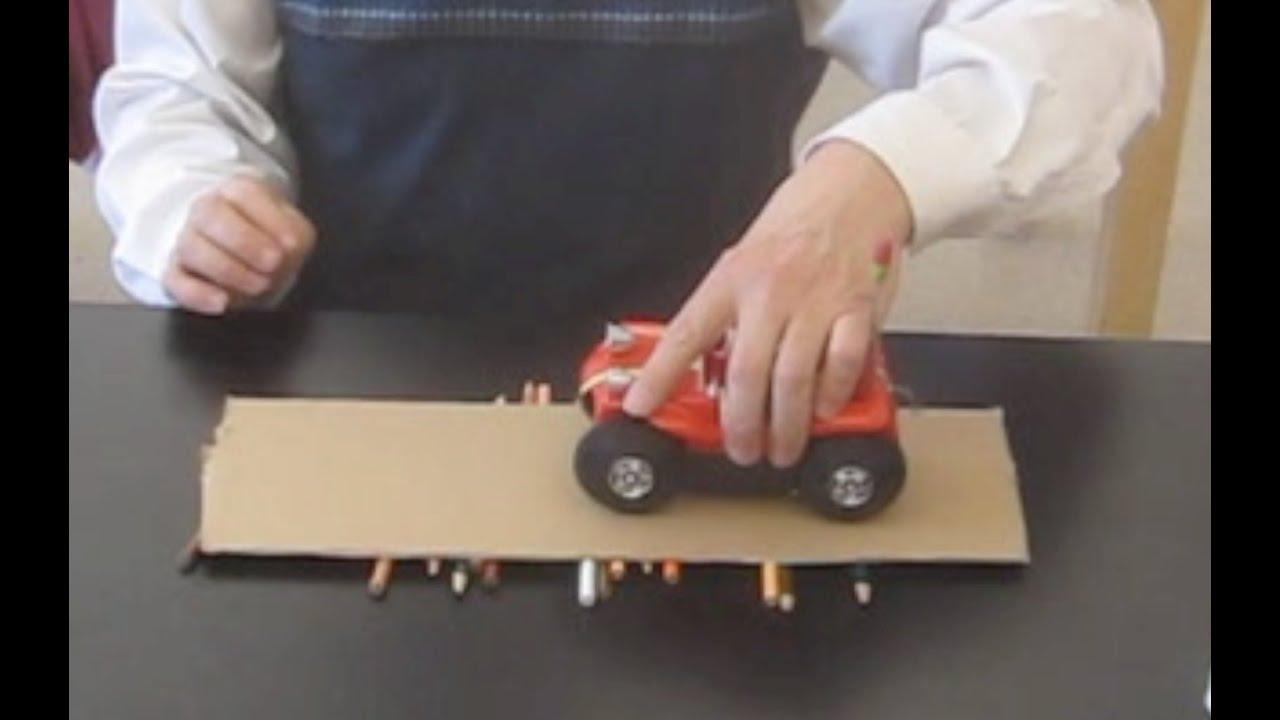 Youtube Newton S Third Law Make A Car