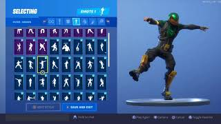 Fortnite - Electro Fied Music Pack avec Electro Swing emote!