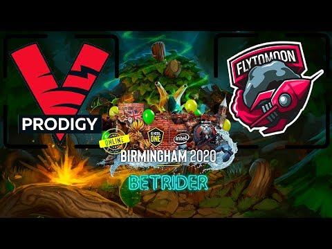 [Dota 2 Live]🔴VP Prodigy Vs FTM FlyToMoon [RU] ESL One Birmingham  BO3  Залетай🔥NaVi Vs Family