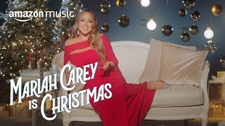 Mariah Carey is Christmas: The Story of 'All I Want for Christmas is You' | Amazon Music