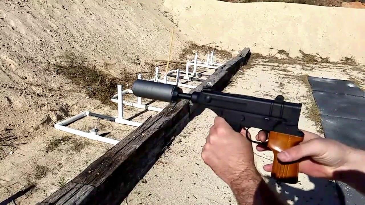 Gun Review: Czech Small Arms Sa vz  61 Pistol - The Truth