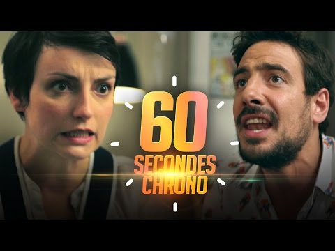 60 SECONDES CHRONO #1 poster