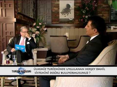 """Profesyonel CEO Hakkı Kahveci(www.lettime.com )Türkiye Turizmini""""Turizm Elçileri -2""""değerlendiriyor."""