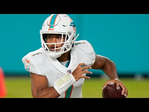 Tua Tagovailoa, Miami Dolphins NFL Draft 2020 Pick, Leigh Steinberg Client, Throws 1st NFL Pass