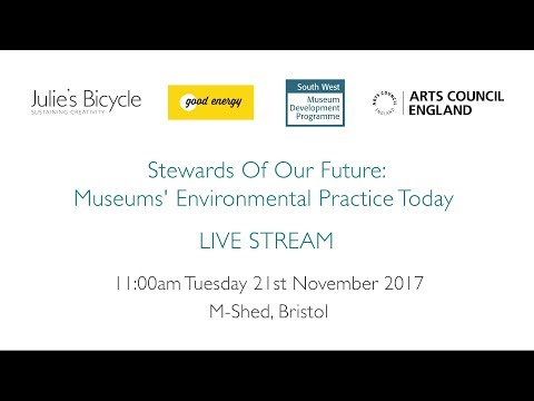 Stewards of Our Future: Live Stream - Afternoon Session