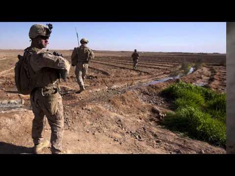 Cpl. Dennis Cox - Scout Sniper - USMC