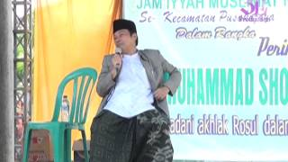 Tausiah KH. Mustofa Aqil Dlm Rangka Maulid Nabi & Triwulan Muslimat NU Pusakajaya
