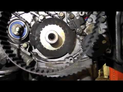 Mitsubishi Timing Belt Tip`s - YouTube