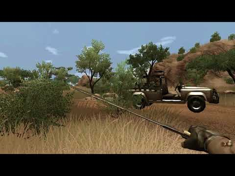 Far Cry 2 Part 19 Get a Mission Kill the Guard Send The Location Using Mobile