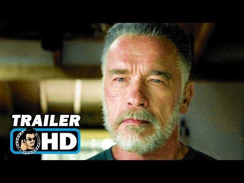 TERMINATOR: DARK FATE Trailer (2019) Arnold Schwarzenegger Movie