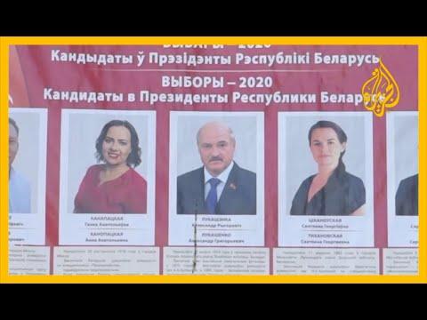 ???? اعتقال افراد من -الفاغنر-الروسية تلقي بظلالها على انتخابات بيلاروسيا الرئاسية  - 13:59-2020 / 8 / 9