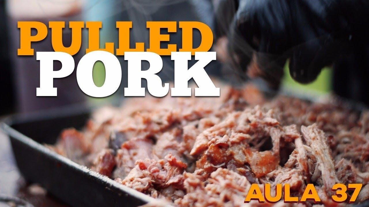 Pulled Pork (Receita de Copa Lombo Desfiado) - Cansei de Ser Chef