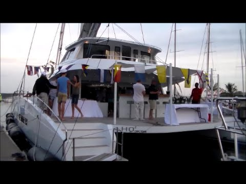 Sail City Durban - Vasco 2015 (Captains Banquet)