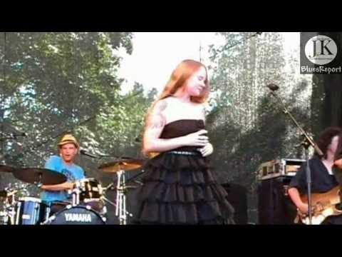 Layla Zoe -Stand by me 18.Grolsch Bluesfestival Schöppingen(Germany)