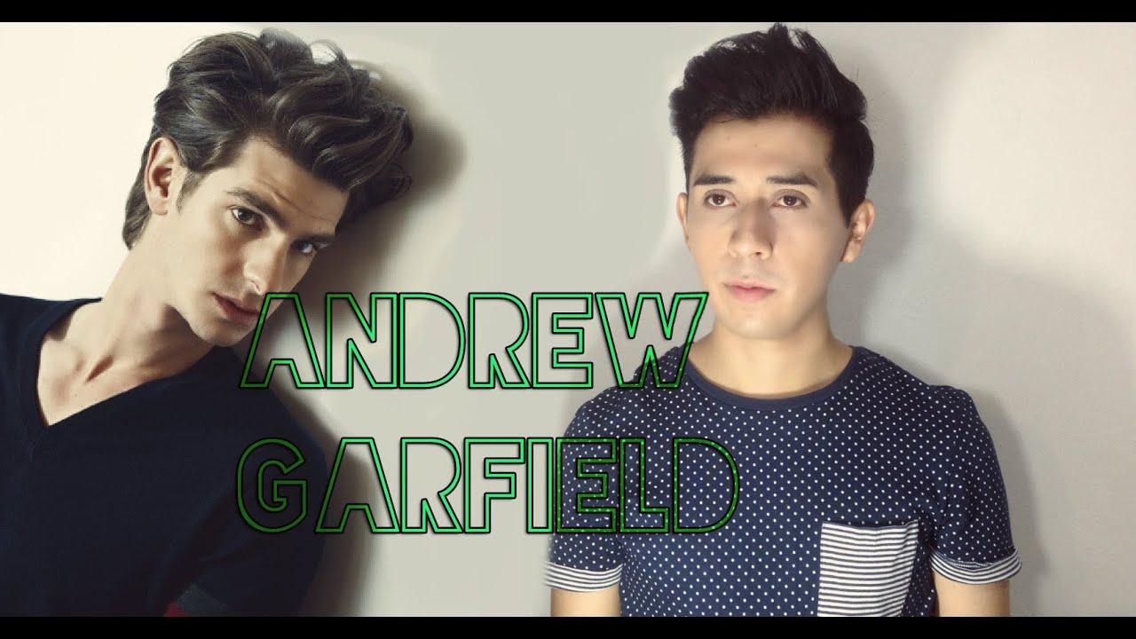 Andrew Garfield Hairstyle - YouTube - Andrew Garfield Hairstyle