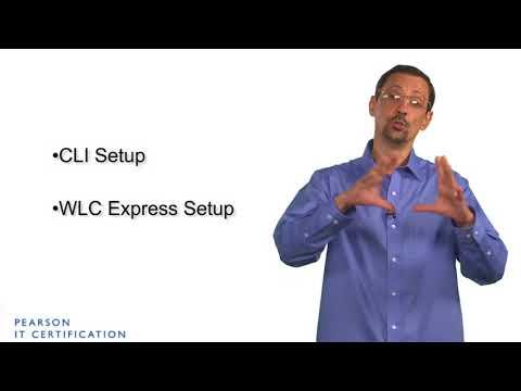 1 3 Setup Script  CLI and WLC Express Setup Overview   CCNA Wireless 200 355