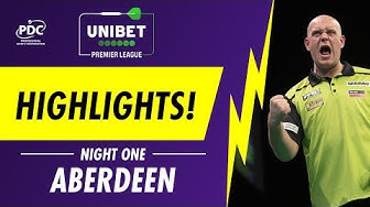 Night One Highlights | 2020 Premier League | Aberdeen