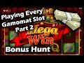 Playing EVERY Gamomat slot on Stake Casino - Bonus Hunt with Stats - Chasing Big Wins