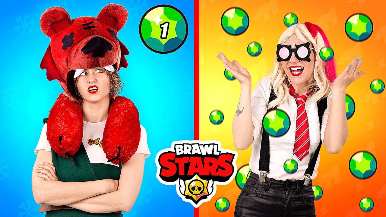 Download Brawl Stars Üniversitede! 7 Tane Kendin Yap Tarzı Tuhaf Okul Malzemeleri!