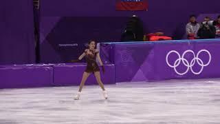 """""""Full Video"""" Зимние олимпийские игры 2018 Евгения Медведева"""