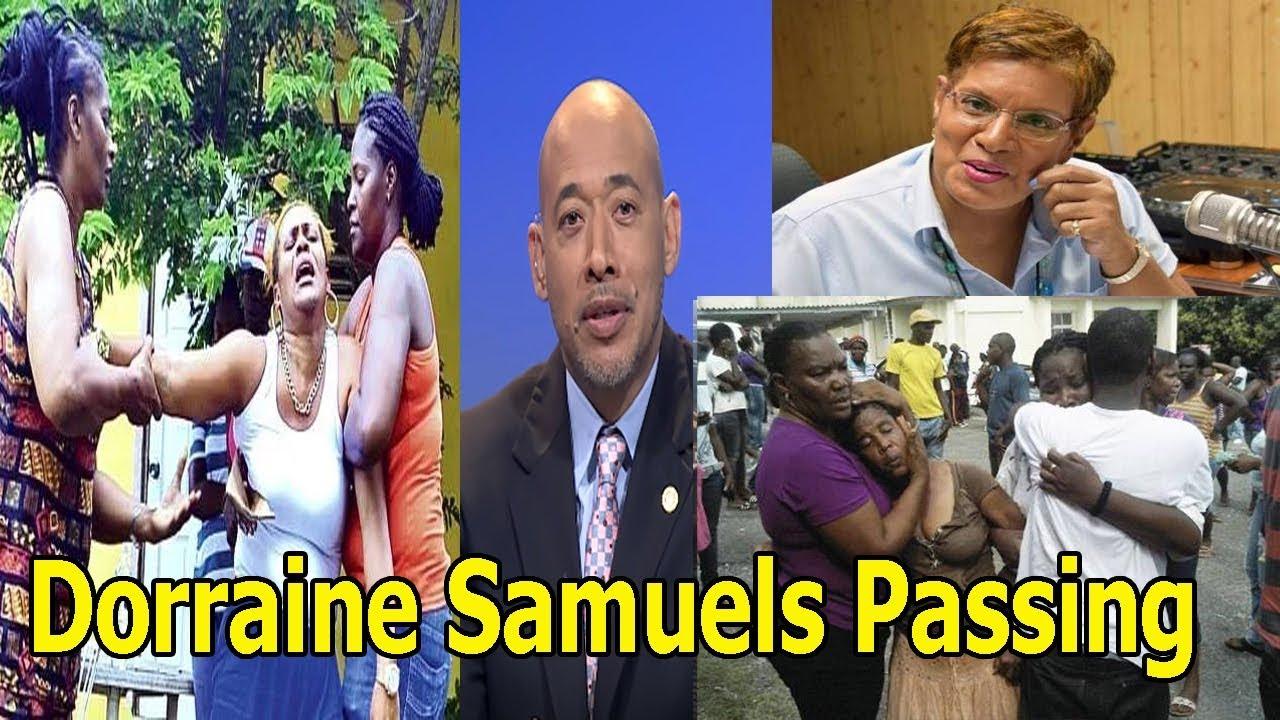 Jamaica News-Mar/26/2019-Outpouring of grief for Dorraine Samuels