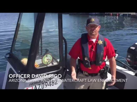 AZ Game and Fish Law Enforcement prepares for boating season