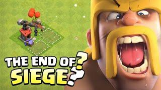 I Found New Strange Bug In Siege Workshop In Clash of Clans - 2019