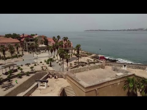 Senegal's slave island renames 'Europe Square'