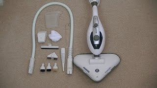Hoover S2IN1300CA Steamjet 2 in 1 Steam Cleaner Unboxing & First Look