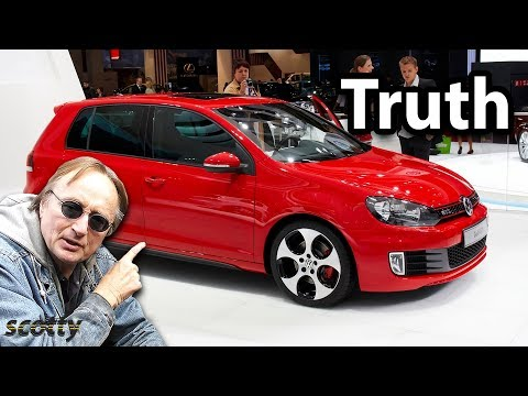 The Truth About the New VW Golf GTI