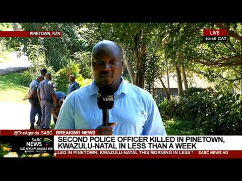 Second Police Officer Killed In Pinetown, KwaZulu-Natal In Less Than A Week