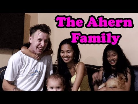 GET TO KNOW US MORE -YOUNG AMERICAN + FILIPINA FAMILY IN THE PHILIPPINES-