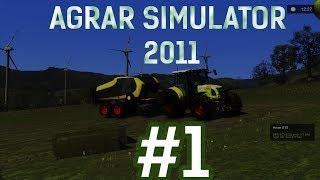 Agrar Simulator 2011 #1 - POWRACAMY DO PRZEPIĘKNEJ KLASYKI!