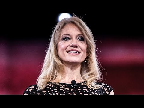 Kellyanne Conway Allegedly Punched Man In Face At Inaugural Ball