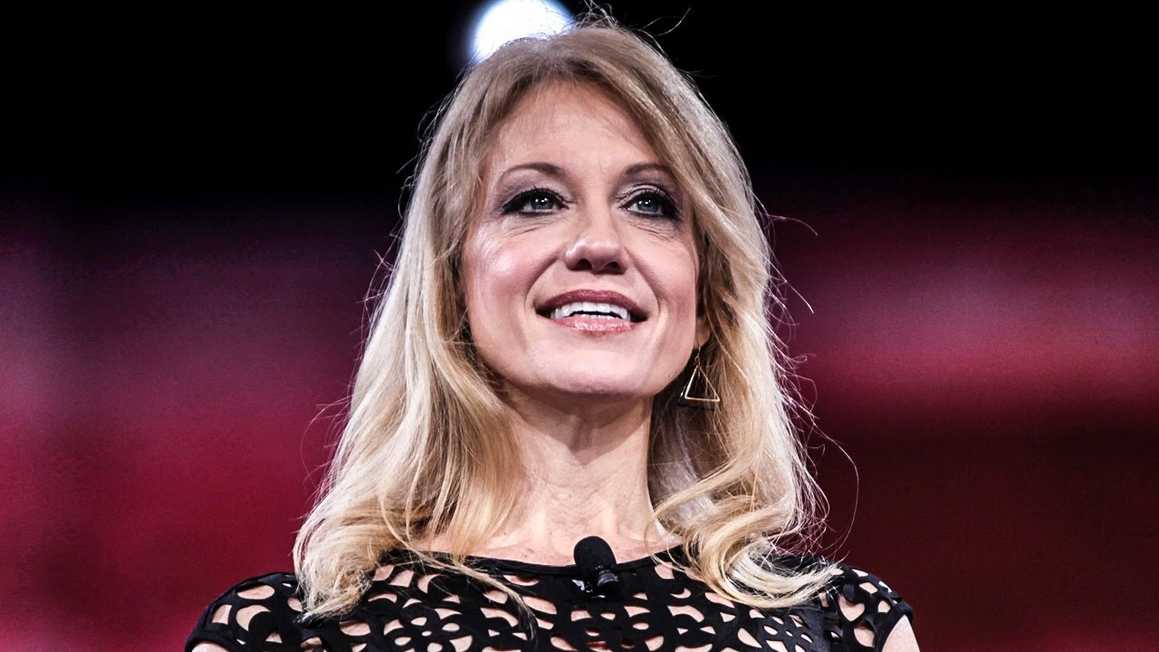 Kellyanne Conway Allegedly Punched Man In Face At Inaugural Ball - The Ring  Of Fire