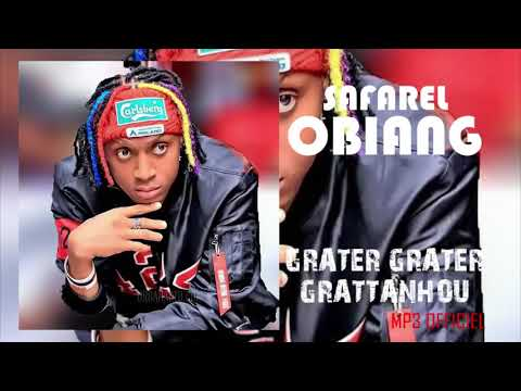 Safarel obiang - gratté gratté [officiel music]