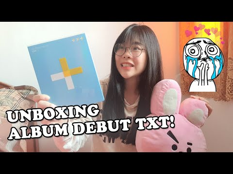 TXT THE DREAM CHAPTER STAR UNBOXING!