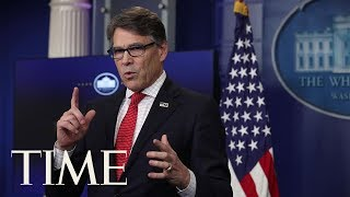 Rick Perry Might Be Planning To Quit As Trump's Energy Secretary | TIME