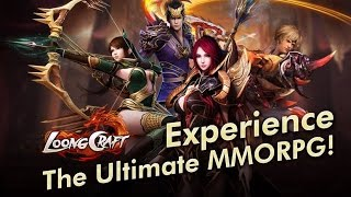 Download Video Emperor of Chaos / Loong Craft EN  MMORPG Gameplay iOS / Android MP3 3GP MP4
