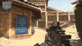 Black Ops 2 a Break from the norm Ha Fricking Ha !!