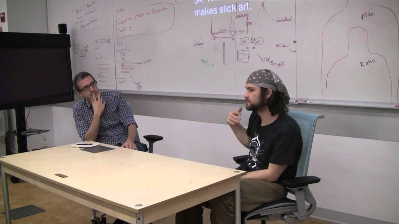 Indie Tech Talk 8 : Zach Gage - YouTube