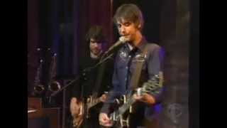 Band Of Horses - The Funeral (Letterman)