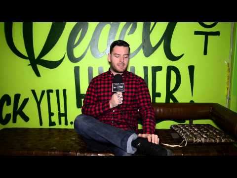 Senses Fail - Buddy Nielsen Australian Interview: Part One - YouTube