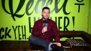 Senses Fail - Buddy Nielsen Australian Interview: Part One