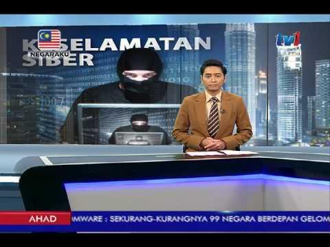 SERANGAN SIBER GLOBAL - SIBER SEKURITI MALAYSIA AMBIL LANGKAH WASPADA [13 MEI 2017]