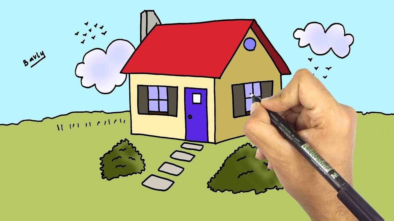 for Draw your house