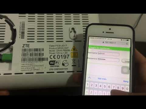cách hack điện thoại người khác qua wifi - Đổi mật khẩu wifi đơn giản cho mọi thiết bị