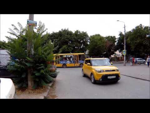 Крым Евпатория улица Линейная