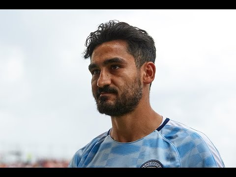 Ilkay Gundogan vs Girona 17-18 HD 1080i (Return)